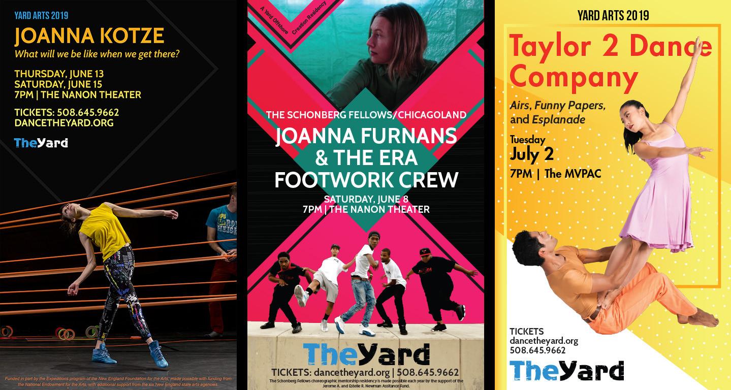 Yard Arts 2019