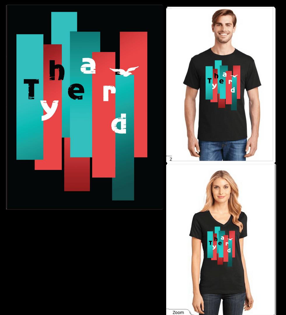 Yard T-Shirt 3 Colorway 1