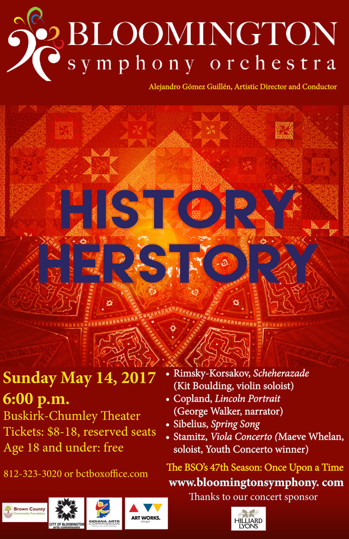 History Herstory Poster
