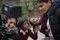 Rani Kumari and Renu Kumari with Directo