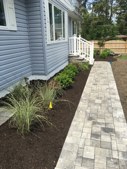 Front Walkway & Stairs