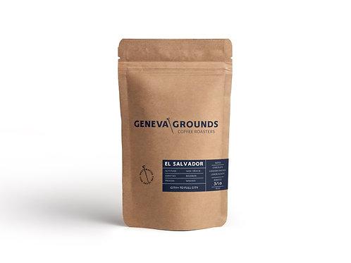 Geneva Grounds Coffee Sample