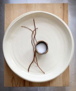 Ivory Plate