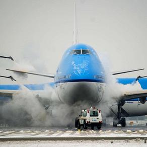 Havacılıkta De-Icing ve Anti-Icing Sıvılarının Etkin Kullanımı