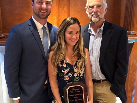 Community Spotlight Award