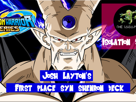 Josh Layton's First Place Syn Shenron U9 Deck Profile