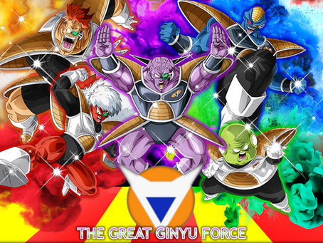 The Spice King #4 - Ginyu Force Assemble