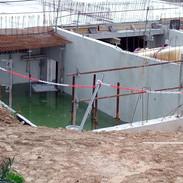 Parking souterrain Rostolanne