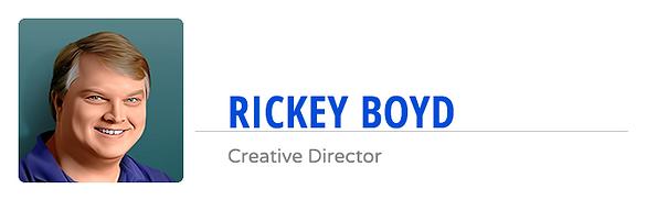 Planet Blue Rickey