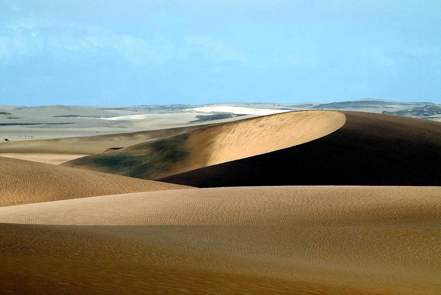 Skeleton Coast Dunes