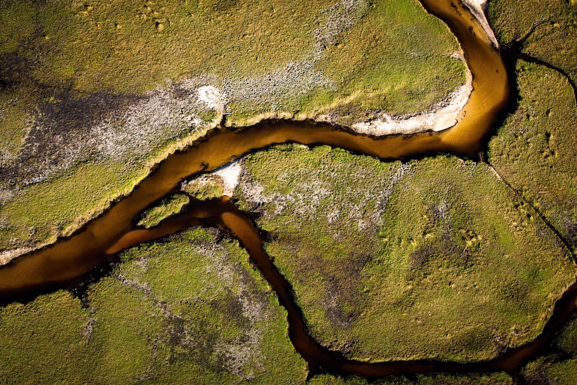 Okavango aerial