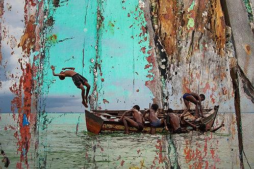 Benguerra Isand, Mozambique