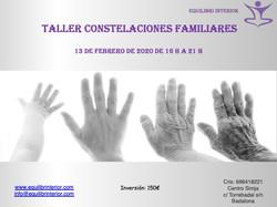 Taller Constelaciones Familiares