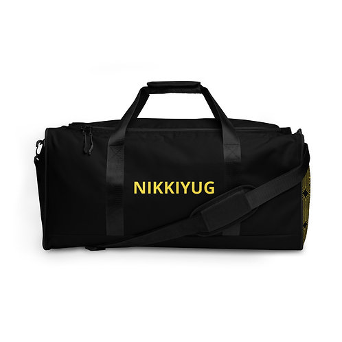 Black Magic Duffle bag
