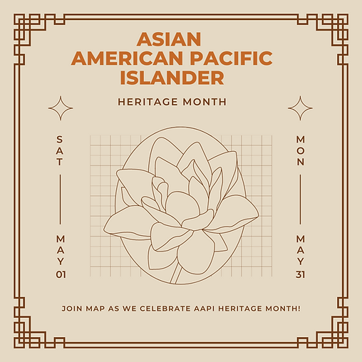 Asian Pacific American Heritage Month In