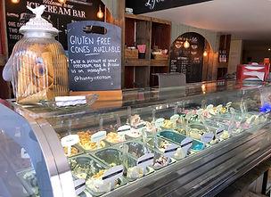 Wells-next-the-Sea ice cream