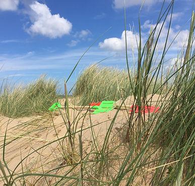 holiday cottage | sand dunes | North Norfolk Coast