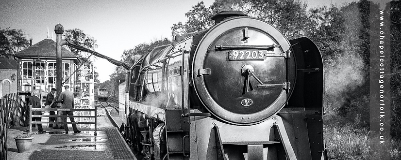 The Poppy Line, North Norfolk Railway