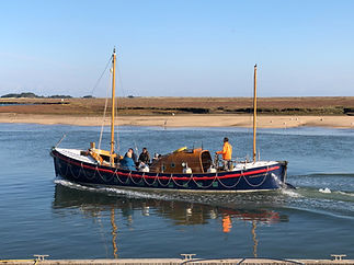 Wells Harbour Tours | North Norfolk Coast