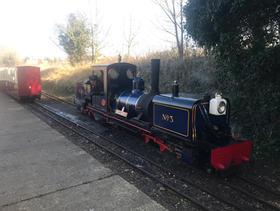 Wells to Walsingham light railway