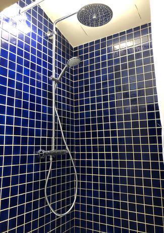 Grohe themostatic rainhead shower