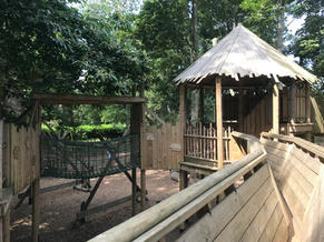 Holkham playground