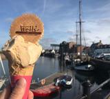 Ice cream at Wells Quay