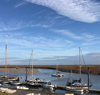 Wells habour | North Norfolk | England East Coast