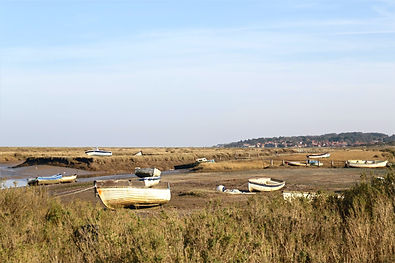 Morston harbour | North Norfolk