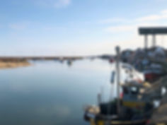 Wells-next-the-Sea Quay Norfolk Coast