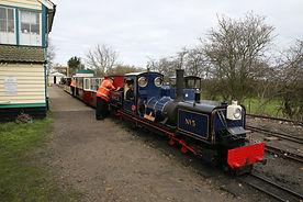 Wells to Walsingham light railway | Norfolk