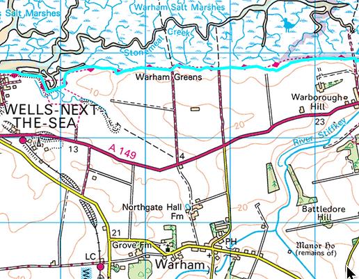 Norfolk Coastal Path