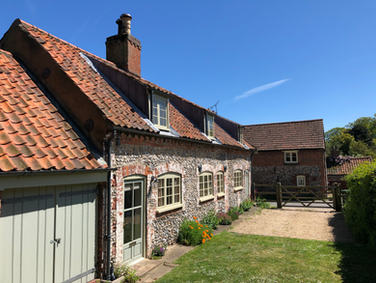 Chapel Cottage Warham