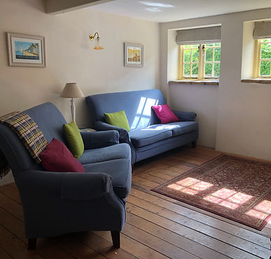 Two reception Rooms | self catering accommodation | Norfolk Coast