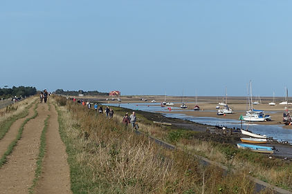 The Mile | Wells-next-the-Sea | Norfolk