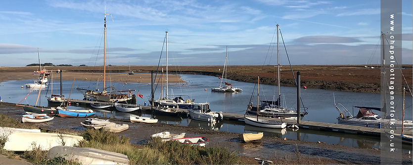 The Mile, Wells-next-the-Sea North Norfolk