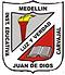 12. Escudo de la I.E Juan de Dios carvaj