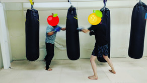 新たなトレーニング