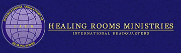 International Assciaton of Healing Rooms logo