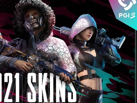 CLIP: PGI.S 2021 Skins