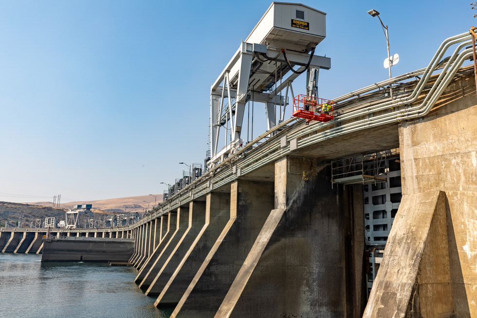 Eastern Washington Hydroelectric Facility
