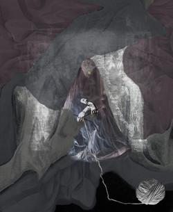 Böser Geist -Faust