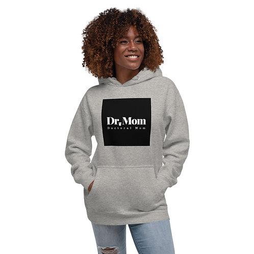Doctoral Mom Logo - Unisex Hoodie