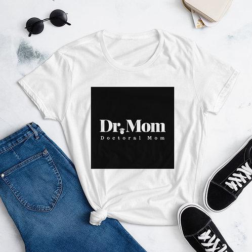 Doctoral Mom Logo - Women's short sleeve t-shirt