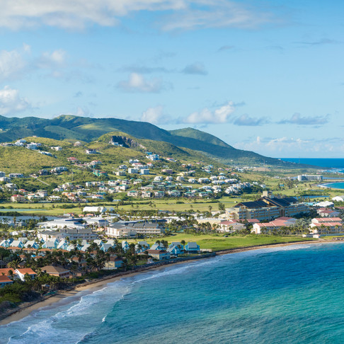 This Weekend We Virtually Visited St. Kitts andNevis