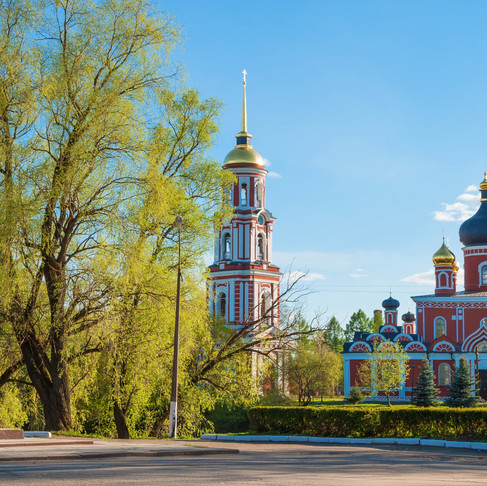 This Weekend We Virtually Visited Staraya Russa