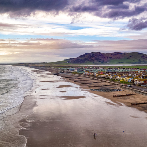 This Weekend We Virtually Visited Tywyn