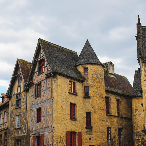 This Weekend We Virtually Visited Sarlat-la-Canéda