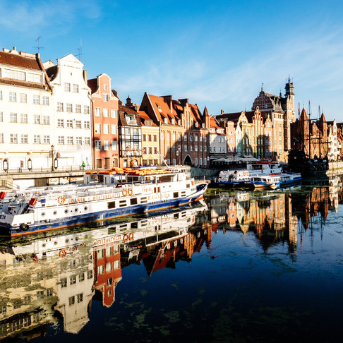 This Weekend We Virtually Visited Gdansk