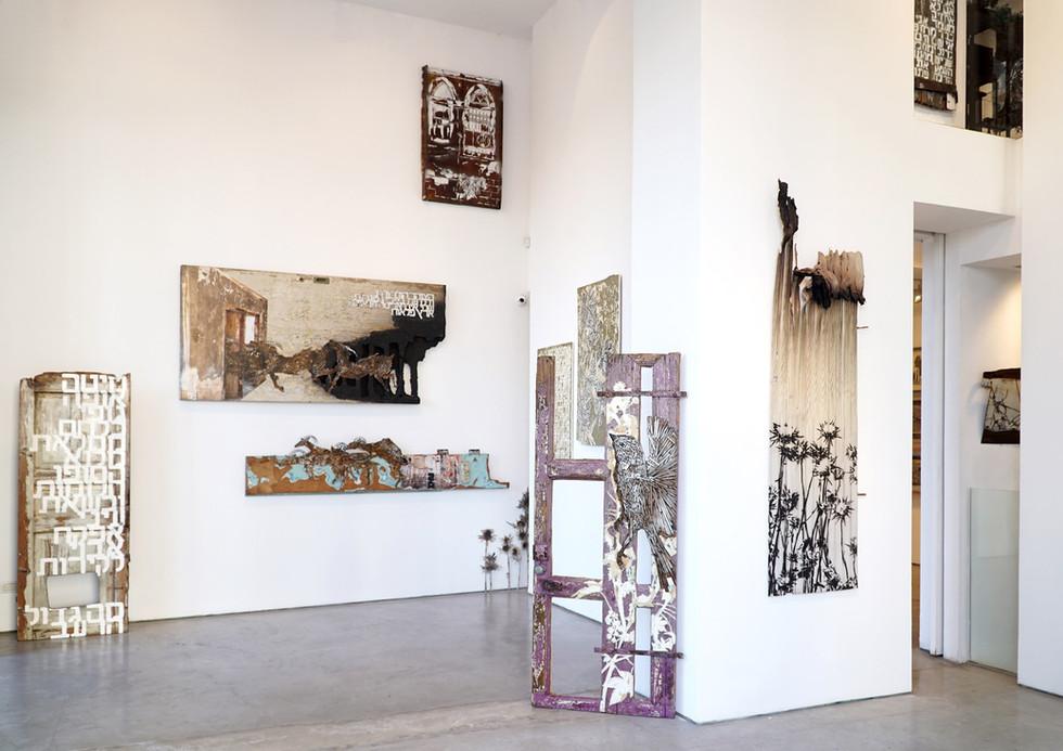 Non Destructive Exhibition